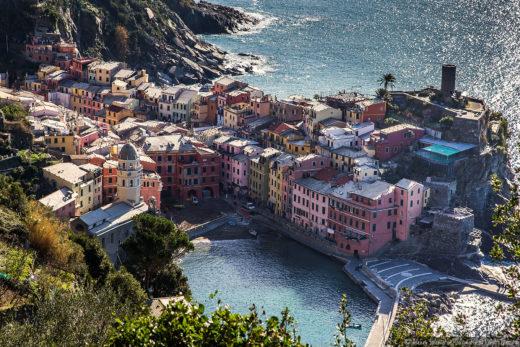 Чинке Терре. Италия