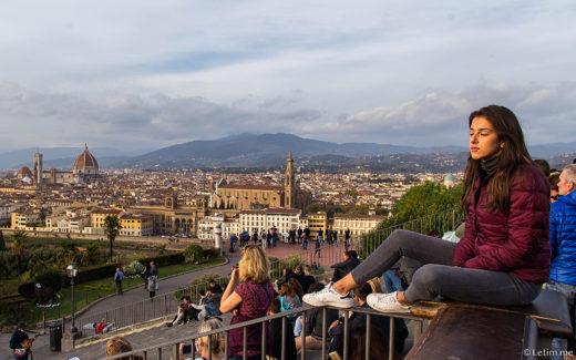 Итальянское путешествие. Флоренция