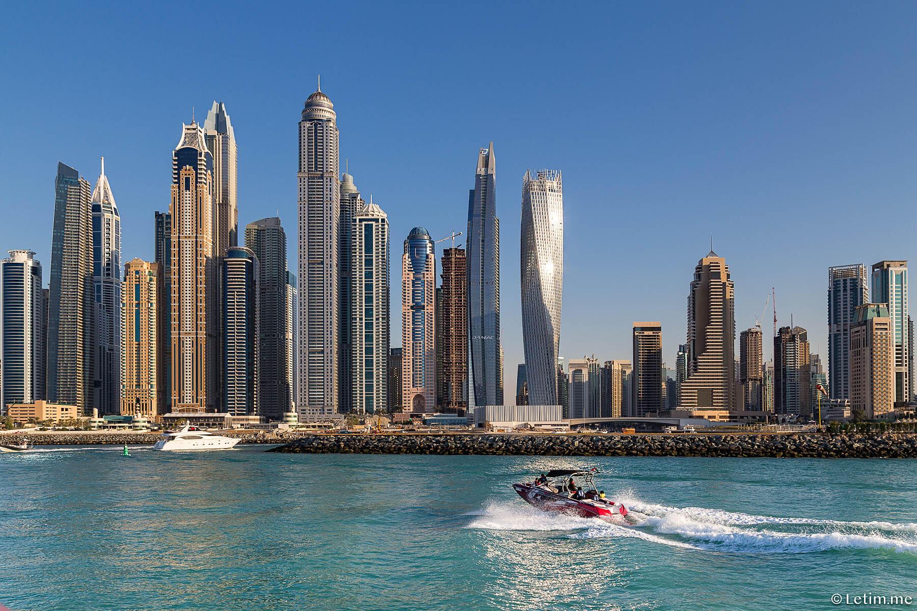 Районы Дубая где лучше остановиться плюсы и минусы фото