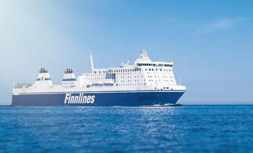 Паром Finnlines из Хельсинки в Германию (Травемюнде)