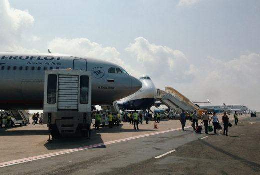Аэрофлот полетит в Шри-Ланку