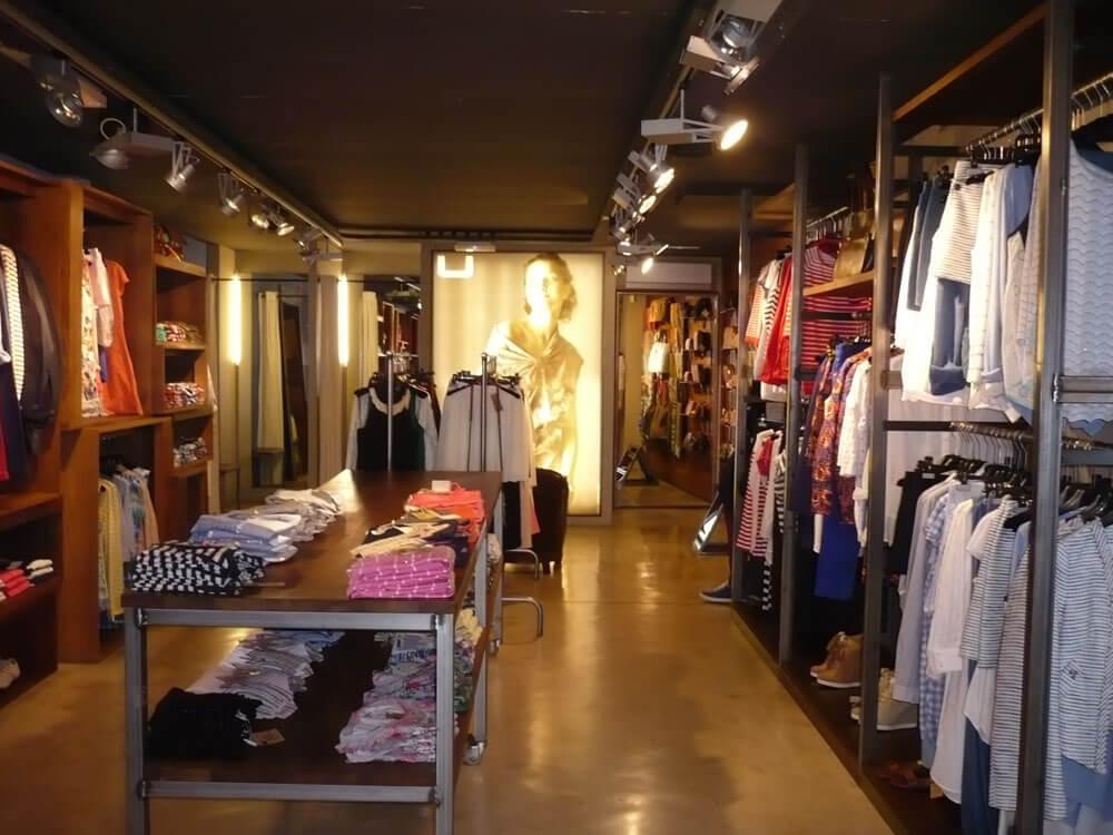 Магазины Испании